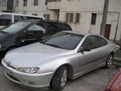 Auto dismantling PEUGEOT 406 COUPE Pininfarina 1999-2002