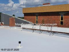 Бригада пайщиков пвх и тпо мембраны в Житомире