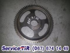 Camshaft gear DAF, second-hand