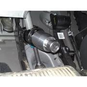 "Mechanical lock of the steering shaft ""Interception -Universal"""