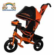 New! Children's tricycle Lamborghini L2 with a headlamp
