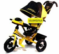 New! Children's tricycle Lamborghini with L2 headlamp +