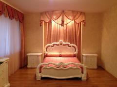 Obolonskiy limes,rent 4 room apartment with kachestvennyi REM