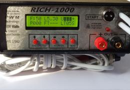 SAMUS 1000   SAMU 725 MS   RICH-1000