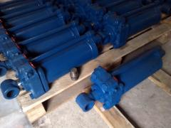 Sell hydraulic cylinders with a force of 20 tons for press equipment