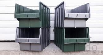 Стелажі для метизів Харків металеві складські стелажі