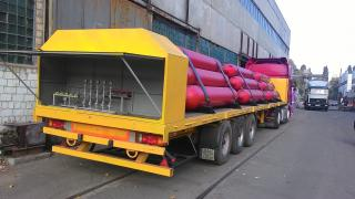 Tanks or cylinders with a volume of more than 50 liters., Gas carriers