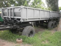 Tractor trailer tipper 3ПТС-12